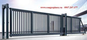 Cửa cổng trượt ngang THP-32
