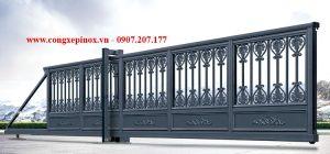 Cửa cổng lùa ngang THP-33