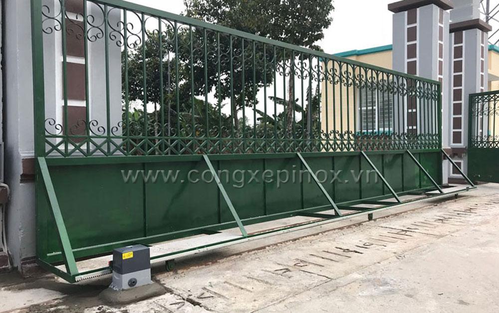 Cách lựa chọn mô tơ cửa cổng trượt tự động